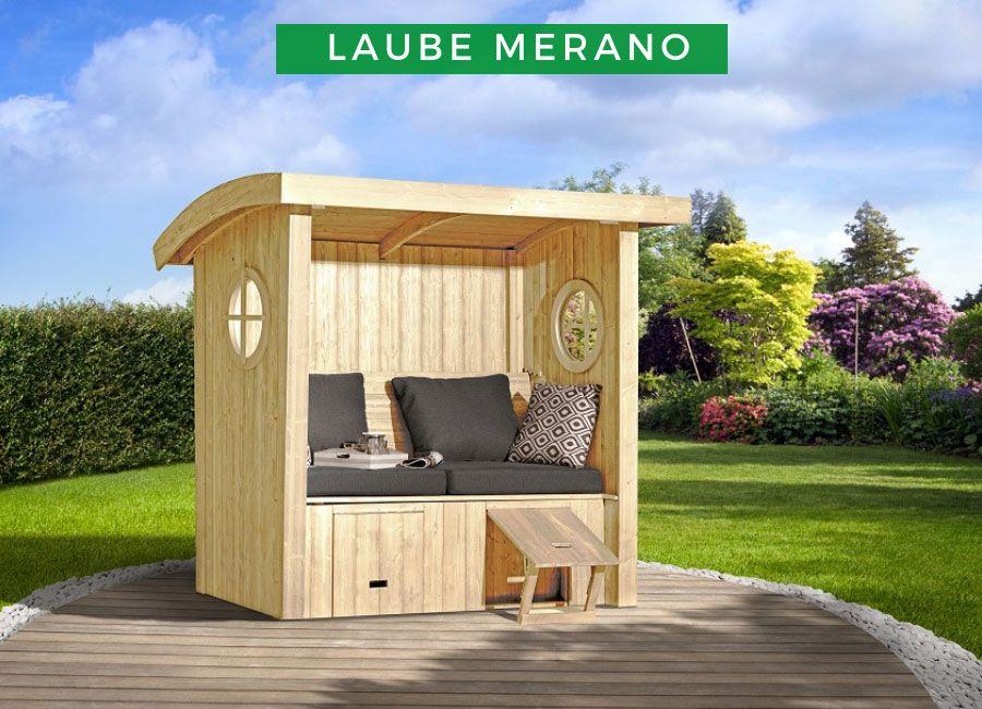 Strandkorb Im Garten Weka Laube Merano Gartendesign Ideen Garten Design Plane Kleiner Garten Landschaftsbau