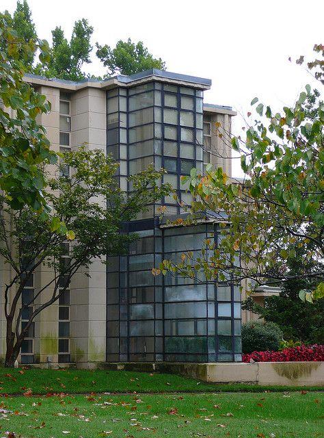 Tulsa Ok Richard Lloyd Jones Residence Westhope Frank Lloyd