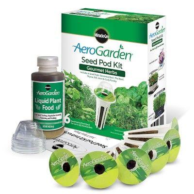 Aerogarden 6 Pod Gourmet Herbs Seed Kit Lettuce Seeds 400 x 300