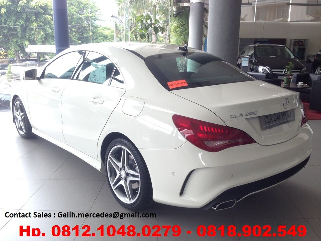 Ready Stock New Mercedes Benz Cla 200 Sport Tahun 2015 Page 2