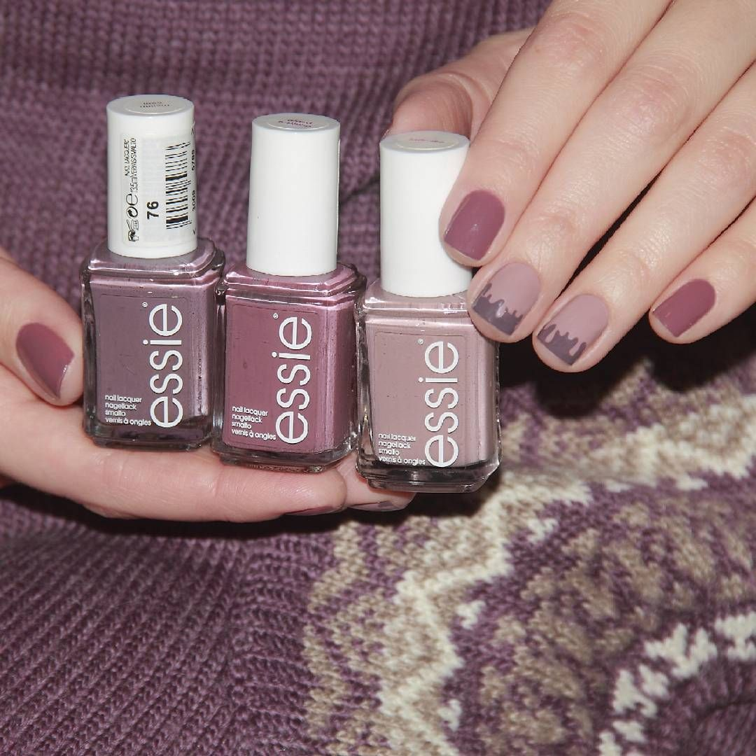 Essie Island Hopping Lady Like Merino Cool Nails Pinterest Makeup Manicure And Nail Nail