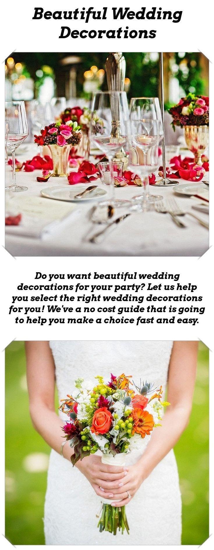 Wedding decoration ideas wedding receptions pinterest wedding