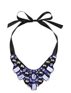 Fabulous Jeweled Bib Necklaces