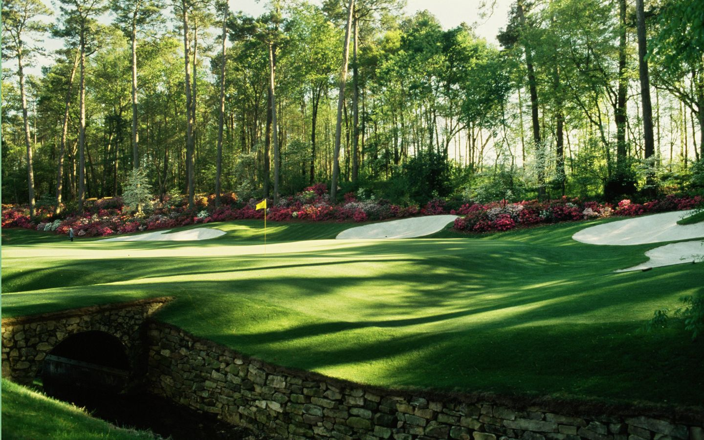 The Augusta National Golf Course Wallpapers Hd Masters 2013 Wow
