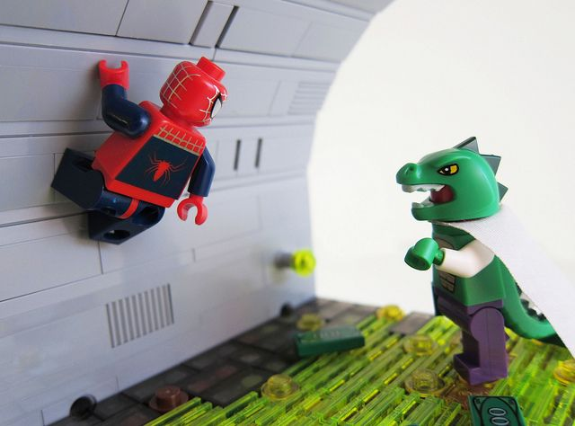 Lego spider man vs the lizard lego lego spiderman lego lego marvel - Lego the amazing spider man 3 ...