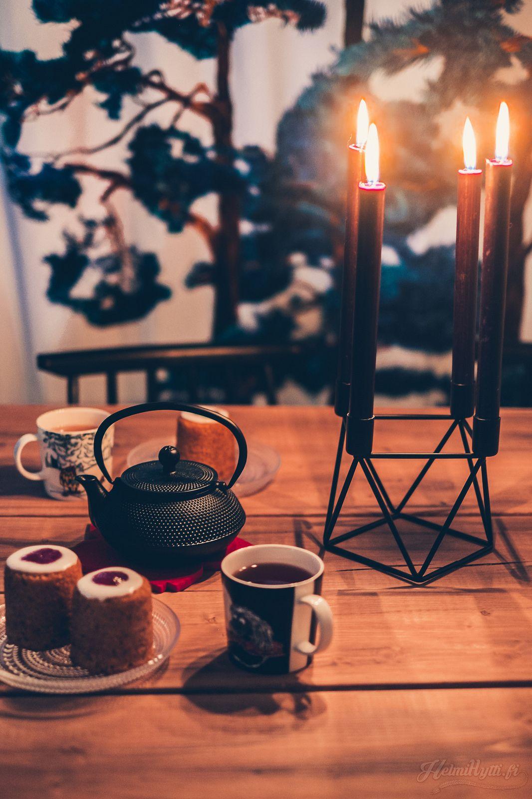 runebergin tortut mukissa kahvikupissa ilman vuokaa helppo ohje mukitorttu