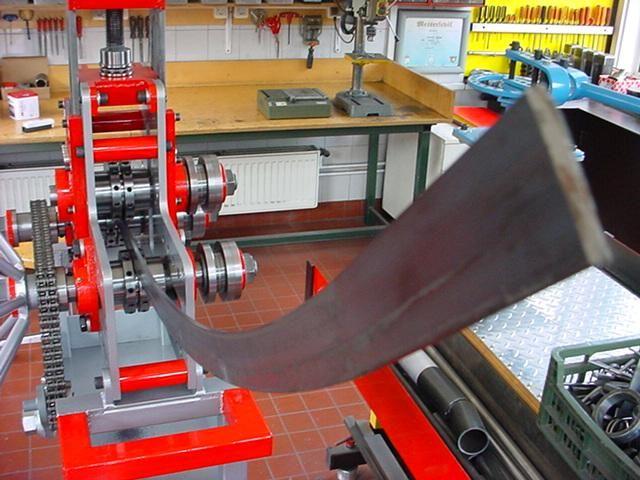 Bender Roller Tools Ring Rollers Shop Built Tools In