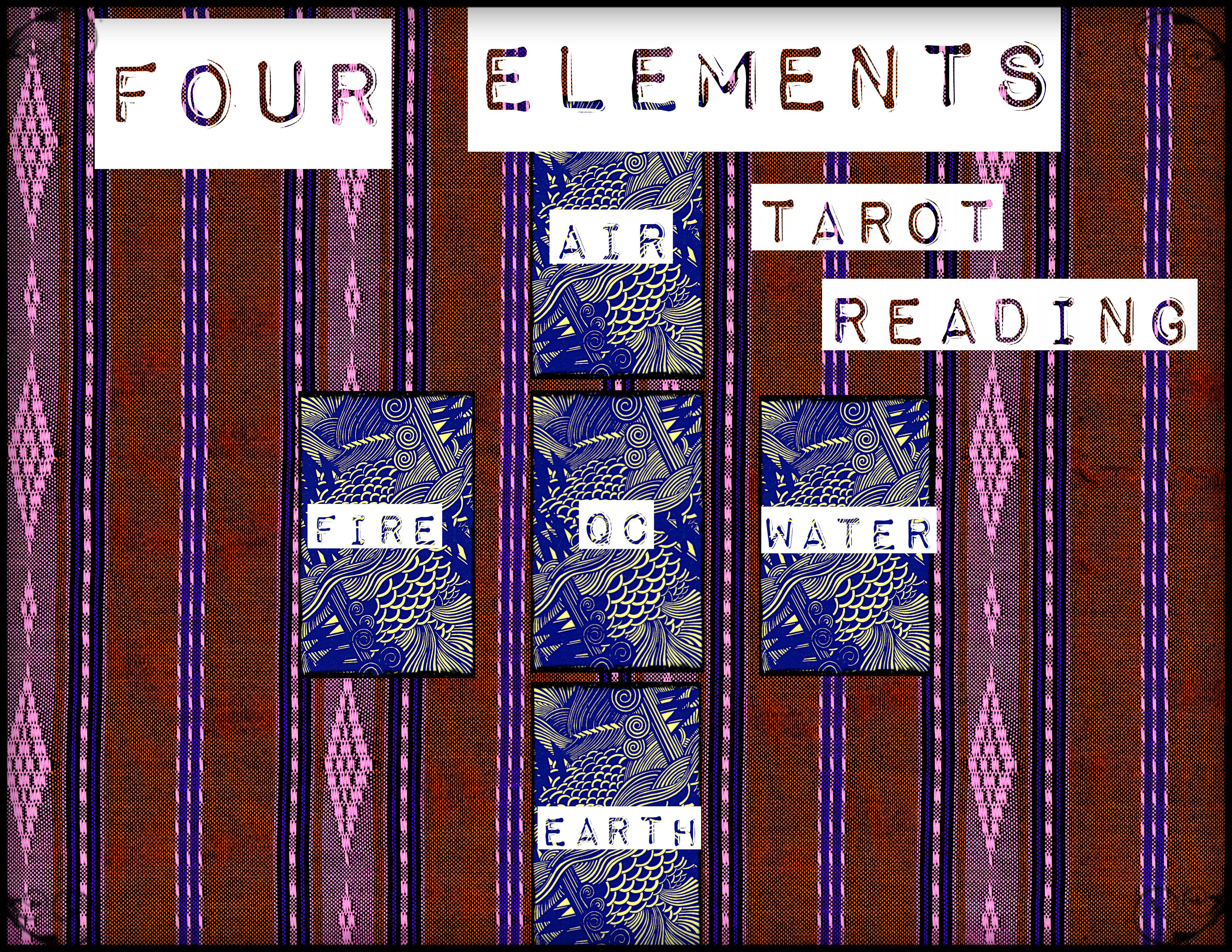 Earth elements tarot ask 1 free psychic question and get