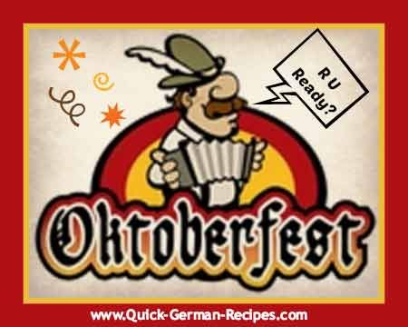 ️ Oktoberfest Food and Celebrations | Just like Oma
