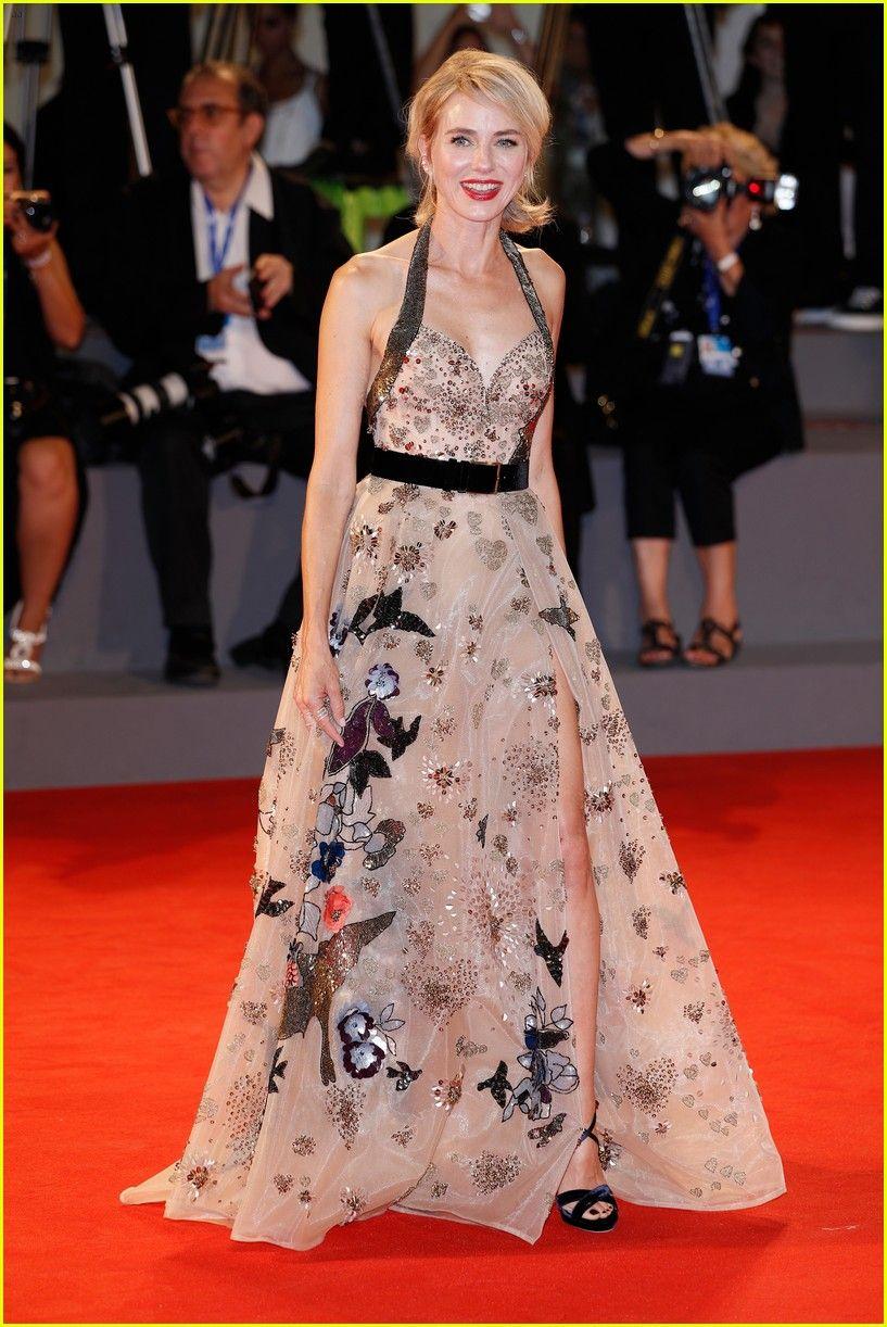 Naomi Watts & Liev Schreiber Bring 'The Bleeder' to Venice