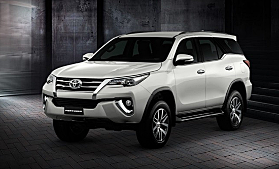 2016 Toyota Fortuner Australia Review Toyota, Toyota