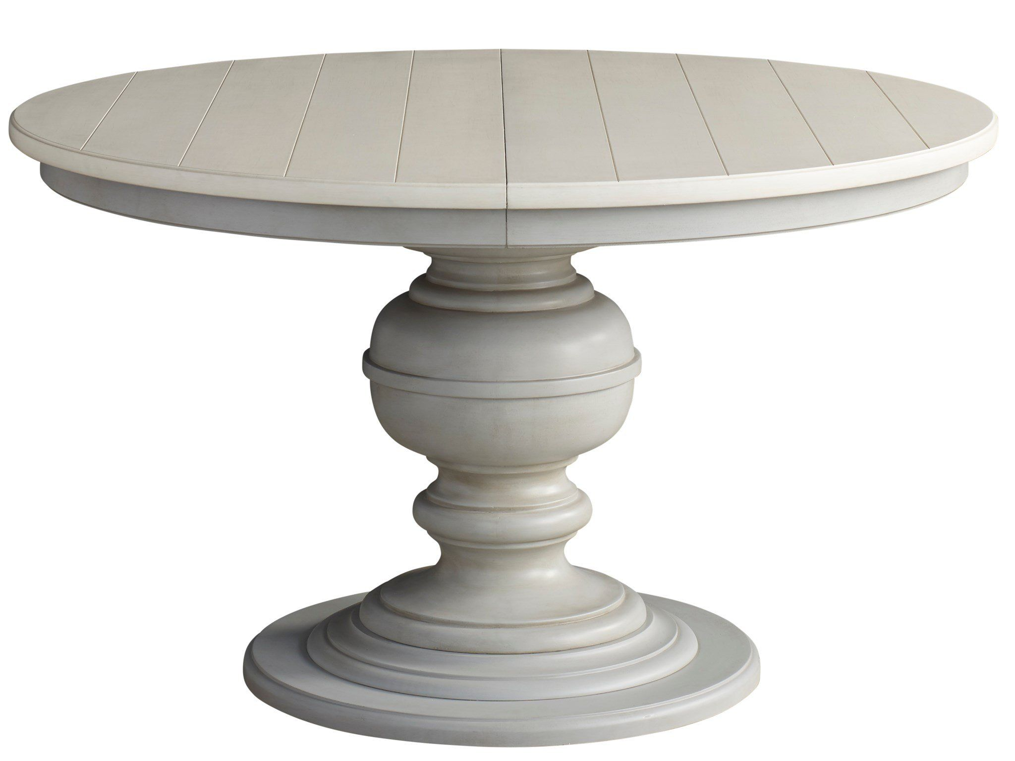 Summer Hill French Gray Round Dining Table Universal Furniture In 2021 Round Dining Table Round Dining Universal Furniture