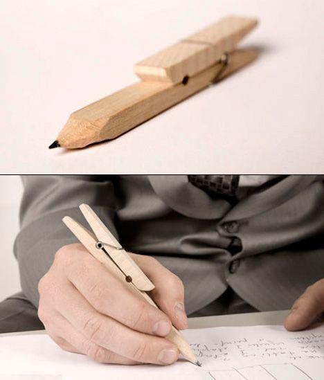 Bartosz Mucha - Clothespin Inventions