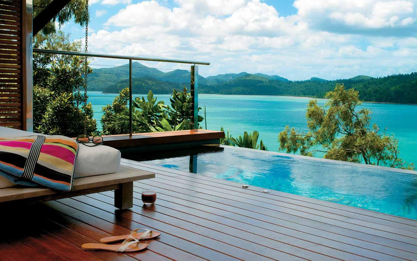 Qualia 24 Hours At The Best Resort In World Hamilton Island