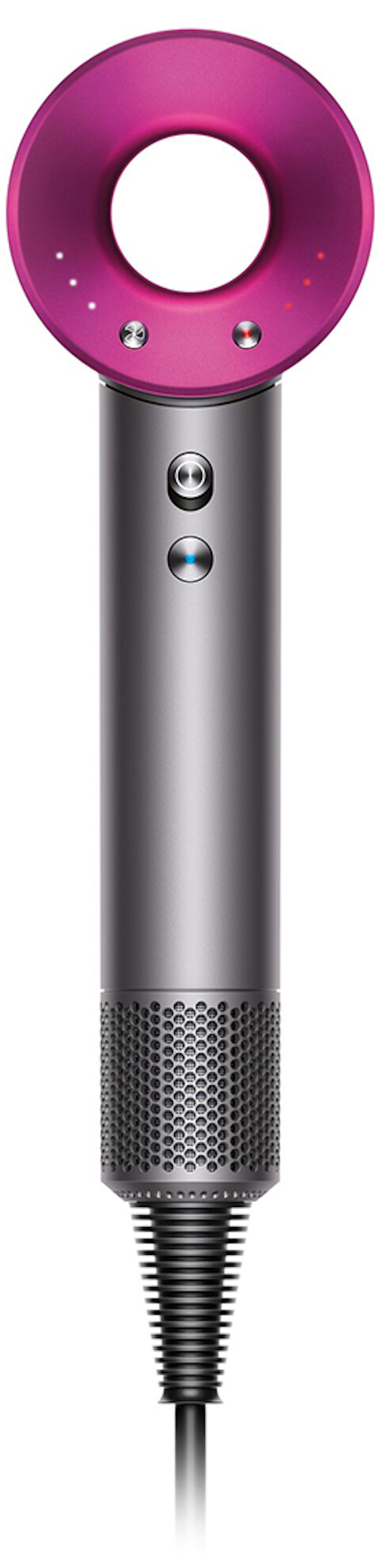 How to easily get that perfect done/un-done hairstyle: The Dyson Supersonic hairdryer is a game changer.