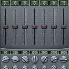 Juice Pack Parametric EQ VSTi is a CPU friendly 7 band