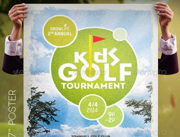 golf tournament flyer template Sports Graphics Pinterest Golf - golf tournament flyer template