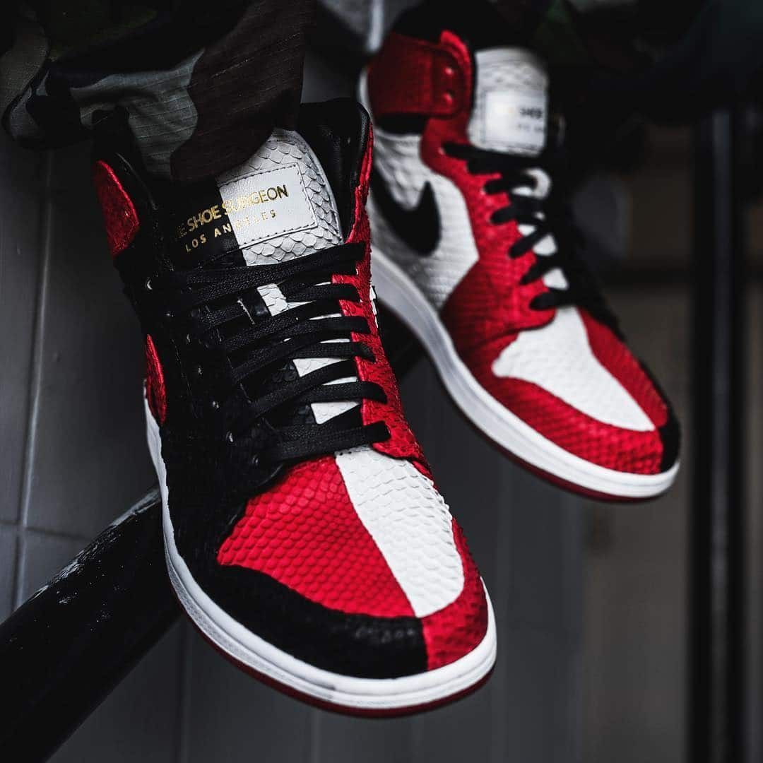 Air Jordan 1 Skinny High GS
