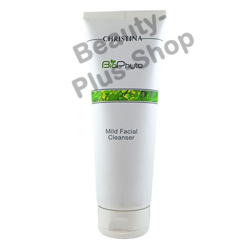 3fffecbec925a2 Christina - BioPhyto Mild Facial Cleanser gently cleanses the skin from  surface dirt and makeup,