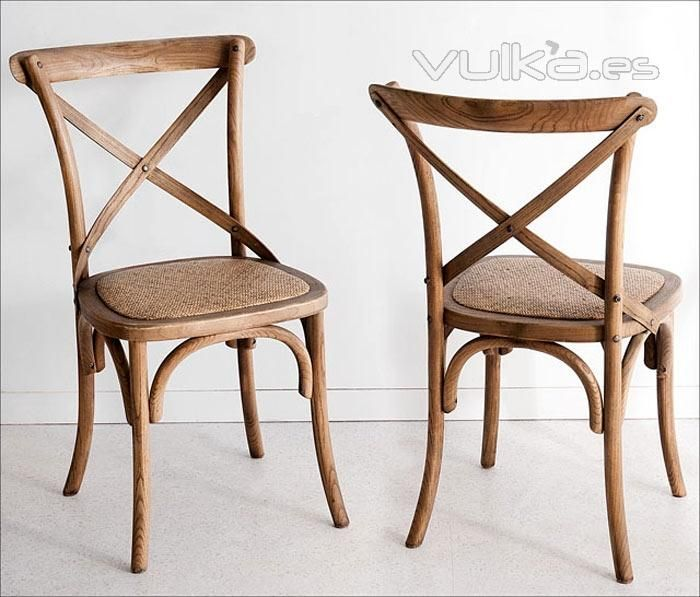 Silla thonet roble natural wish list pinterest roble for Silla vintage reposabrazos roble natural
