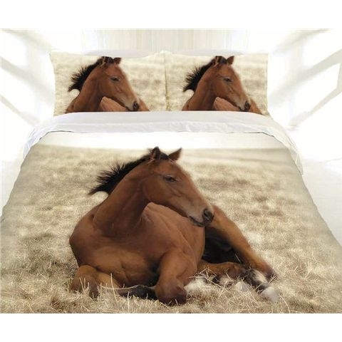 Horse Beautiful Babe Single Double Queen Or King Size