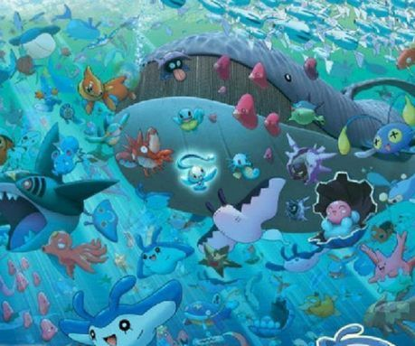 pokemon water type - Google Search | Pokermans | Pinterest ...