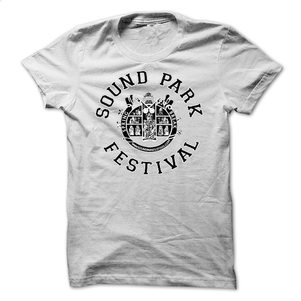 SOUND PARK FESTIVAL T Shirts, Hoodies, Sweatshirts - #teeshirt #cool tee shirts. ORDER NOW => https://www.sunfrog.com/Music/SOUND-PARK-FESTIVAL.html?id=60505