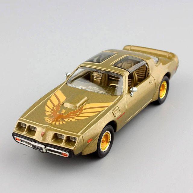 Kid's 1:43 Scale Vintage 1979 Pontiac Firebird Trans AM