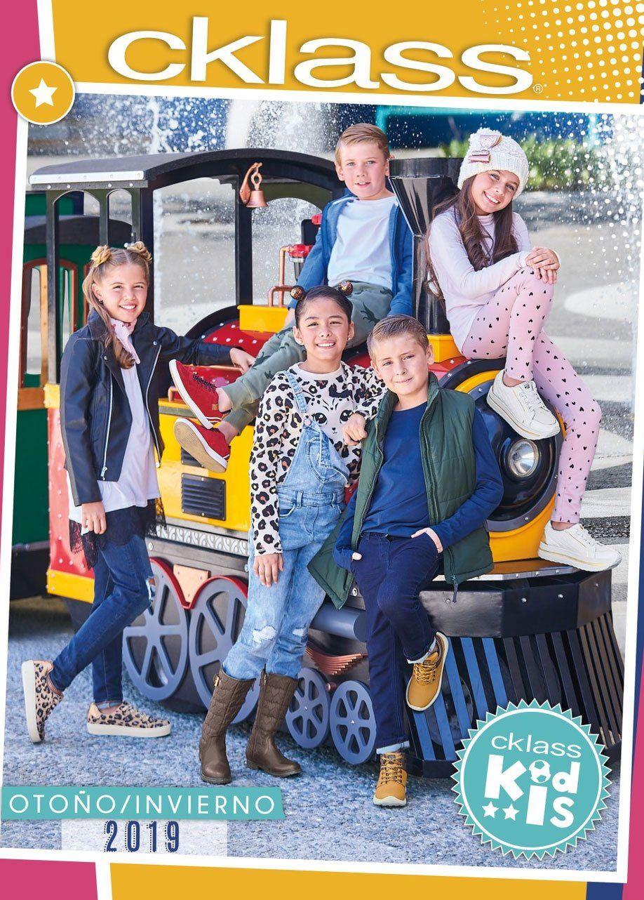 Catalogo Kids Cklass Impreso Ropa Para Ninas Ropa Catalogo