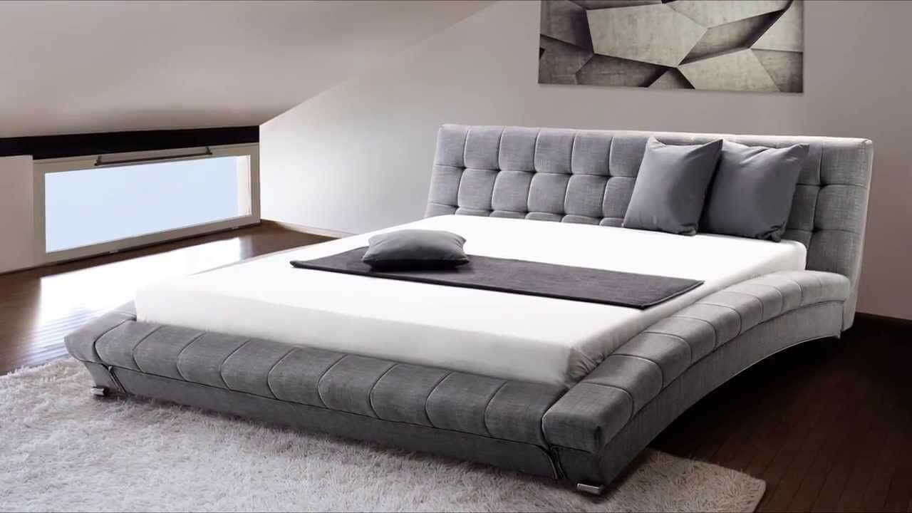 How Much Space Do You Need For A King Size Bed King Bed Frame