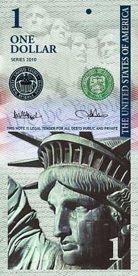 In Rock We Trust : Tomas Garcia Moreno : Dollar ReDe$ign