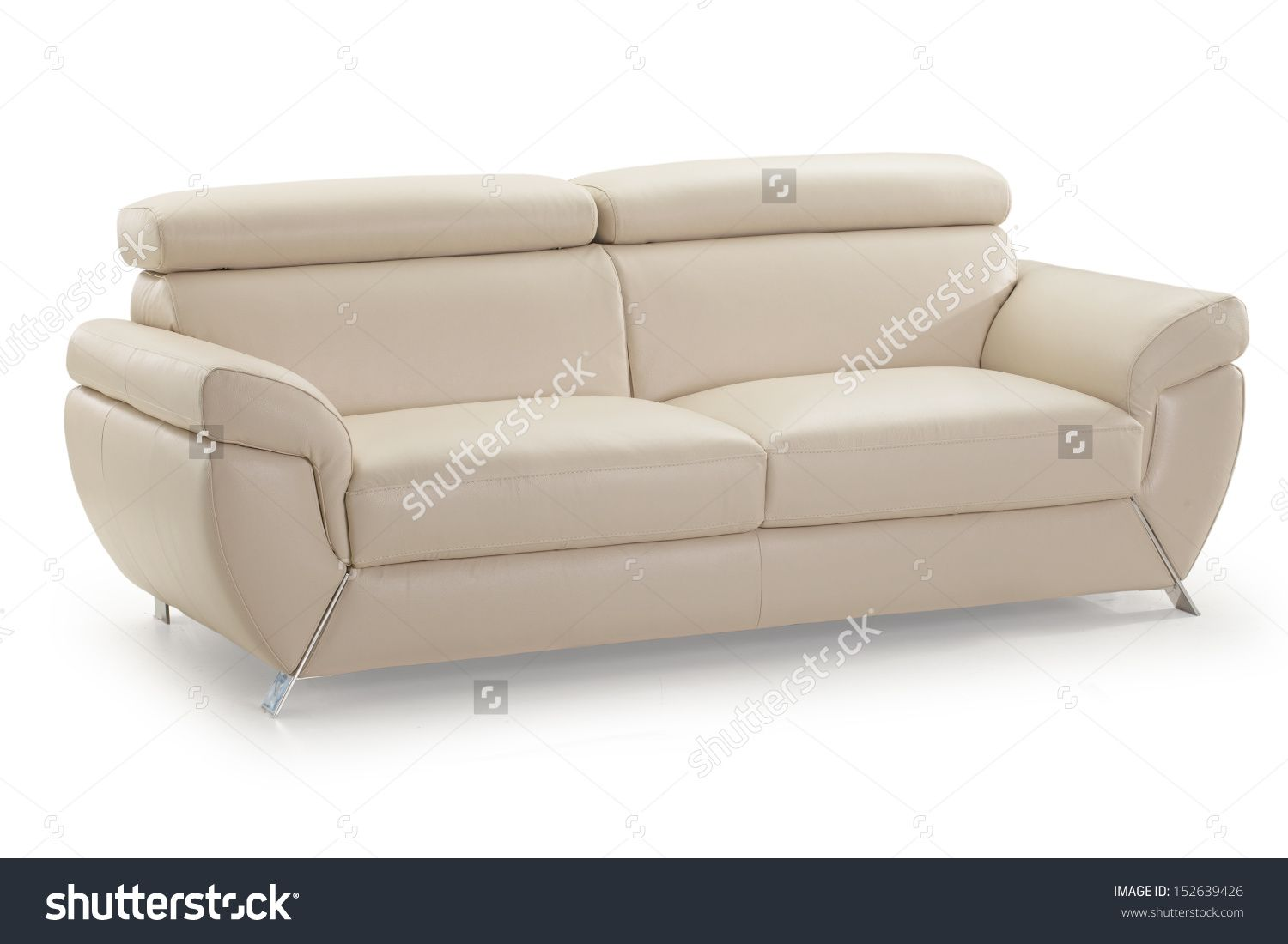 Pin by Sofacouchs on Office Sofa in 2019 | White leather sofas ...