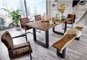home affaire schalenstuhl new york im 2er set mit modernem metallgestell online kaufen