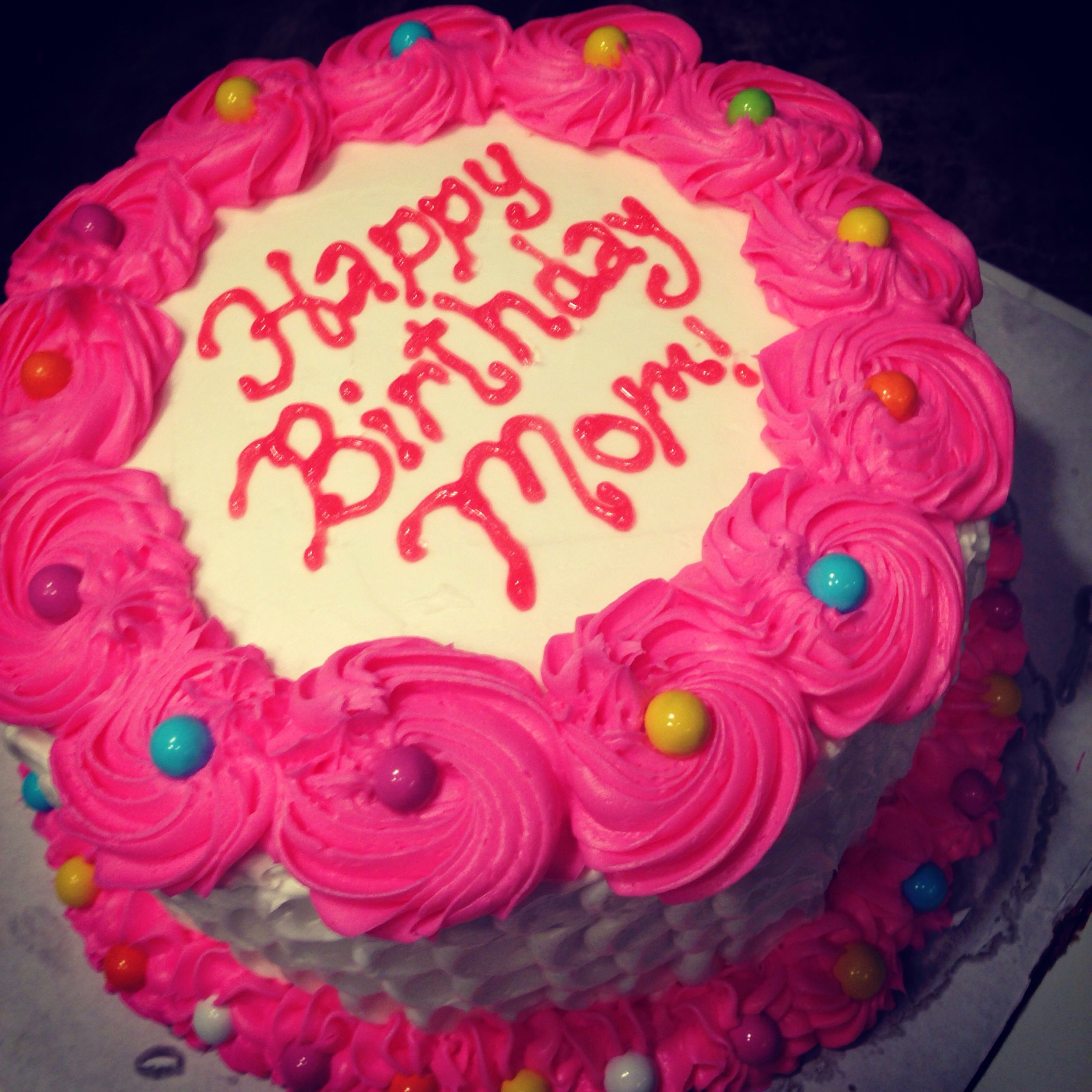 Nanay Happy Mother S Day Cake