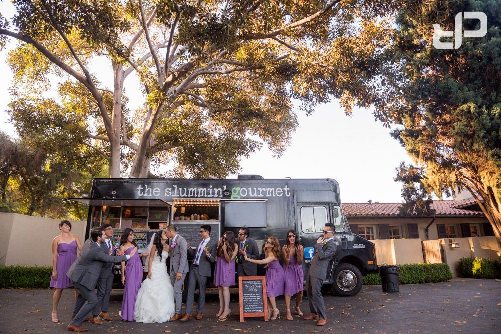 Food truck at the #kellogghouse #weddingvenue #venue #outdoorvenue #foodtruck
