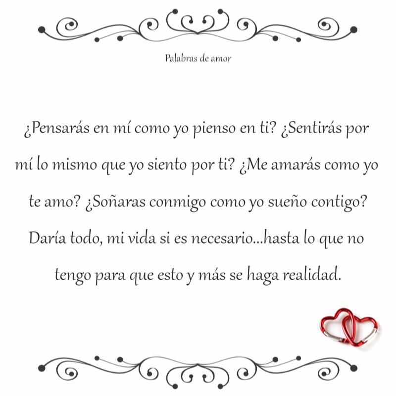 900 Palabras De Amor Ideas Quotes Love Phrases Words