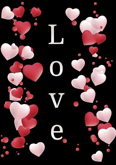 Love N Hearts Poster By Roanemermaid In 2021 Heart Iphone Wallpaper Valentines Wallpaper Valentines Day Wallpaper Phone Wallpapers Cool love wallpapers moving