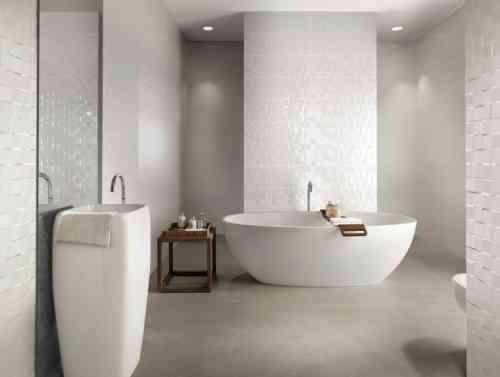 Idée Carrelage Salle De Bain Dinspiration Design - Idee carrelage salle de bain moderne