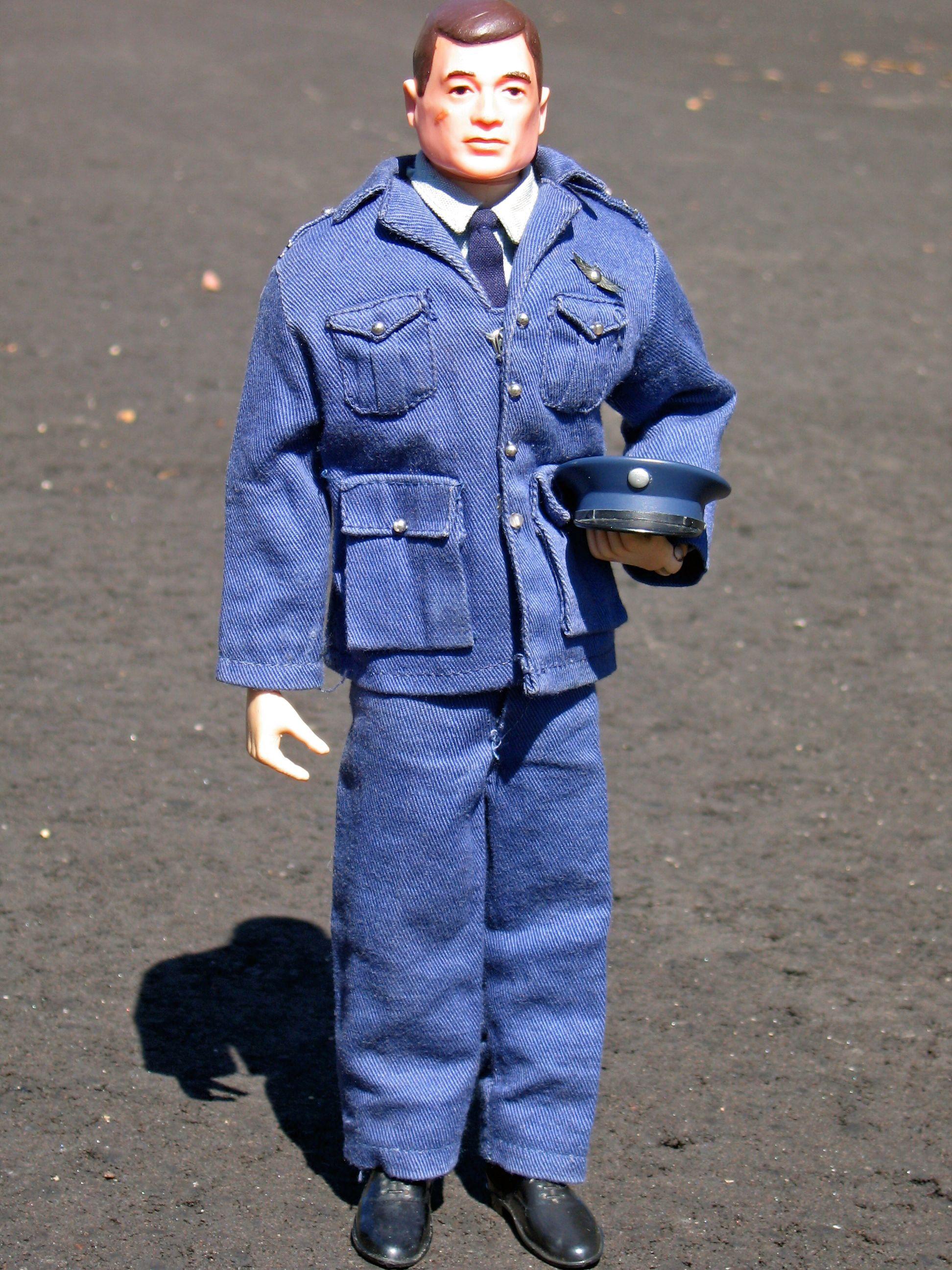 Vintage Gi Joe Action Pilot Air Force Dress Uniform Set 7803 Gi Joe Vintage Toys 1970s Air Force Dress Uniform