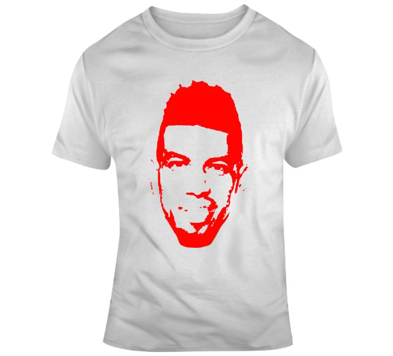 Danny Green Silhouette Toronto Basketball Fan T Shirt Basketball Fans Shirts T Shirt