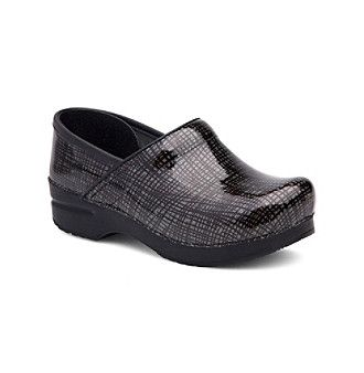 "Dansko® ""Professional Criss Cross"" Casual Clogs"