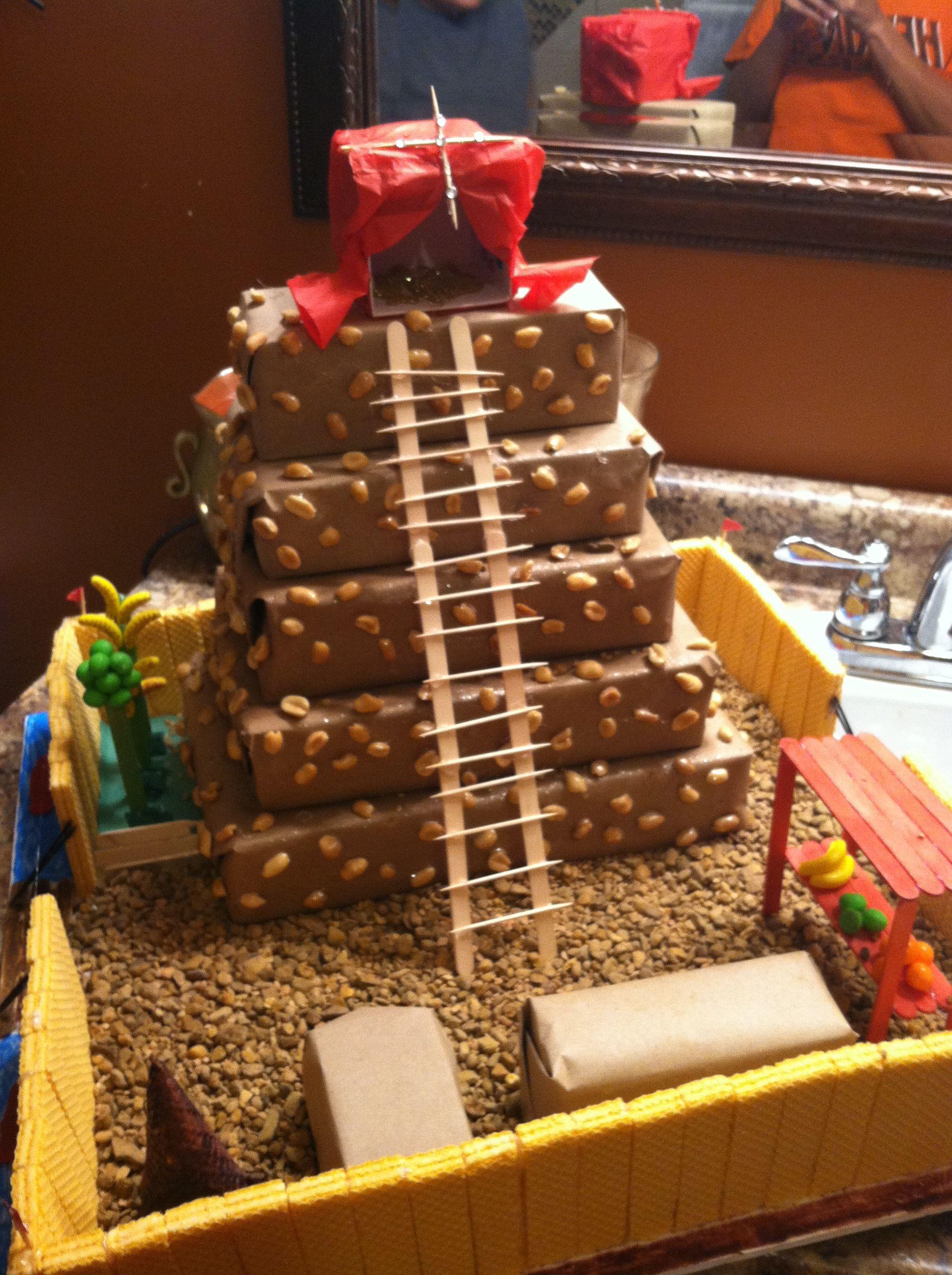 Haydens Ziggurat History Projects Social Studies