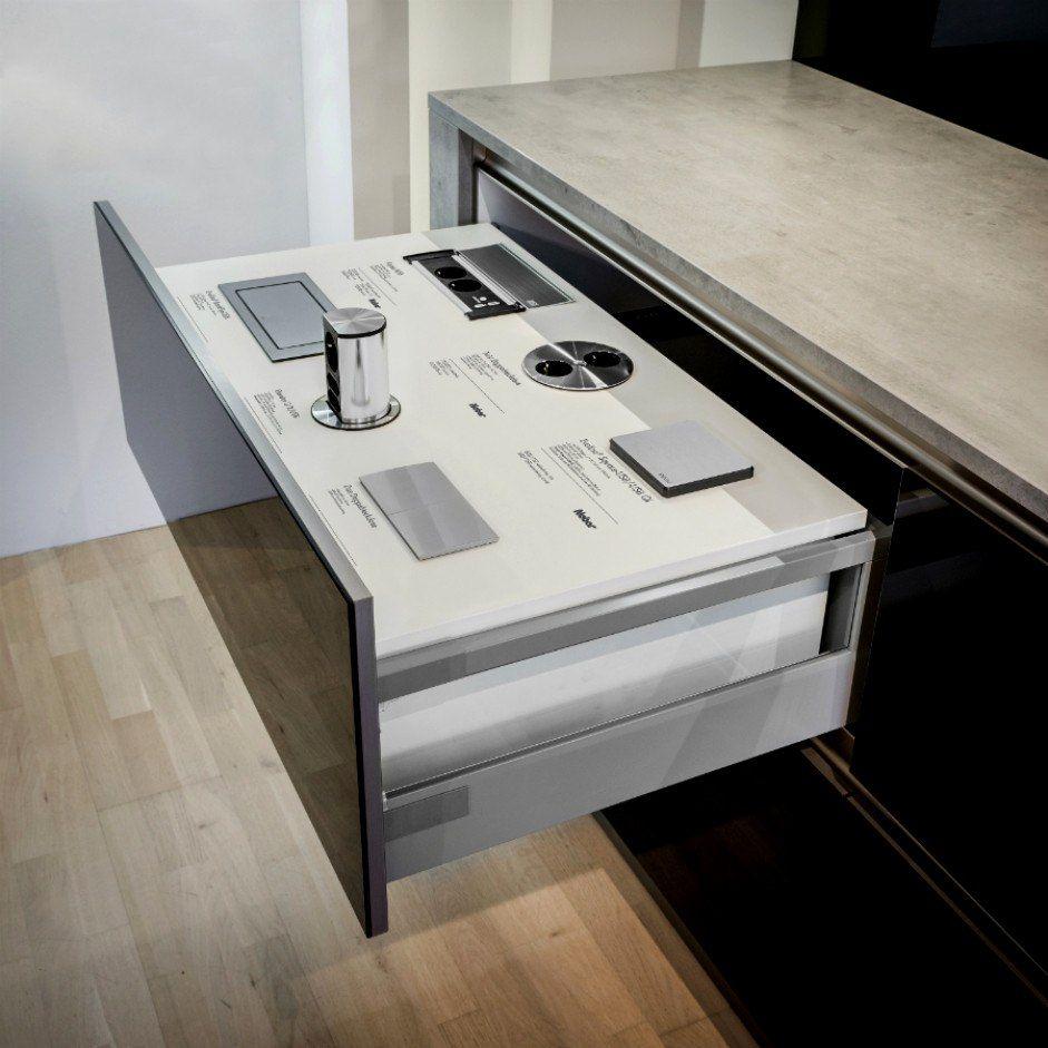 Steckdosen Küche Wunderbar Herrlich Versenkbare Steckdosen