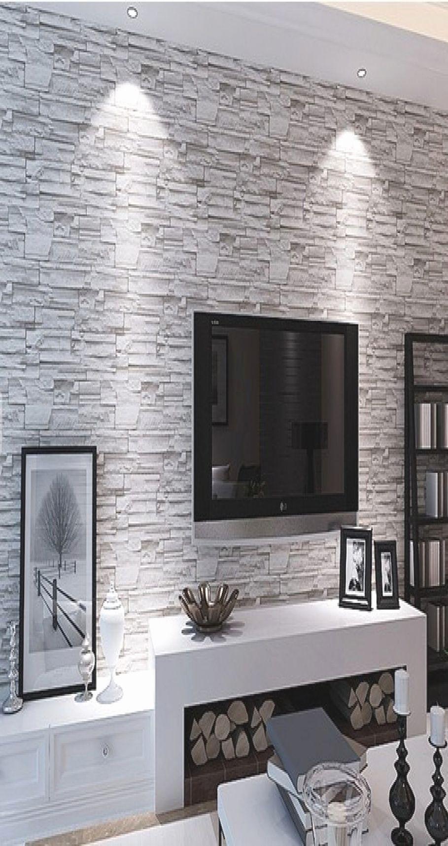 80 Wohnzimmer Tapeten Ideen Coole Moderne Muster Innen Wohnzimmer