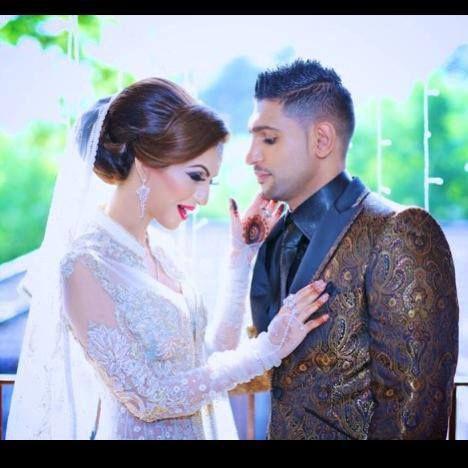 AMIR KHAN AND FARYAL MAKHDOOM WEDDING