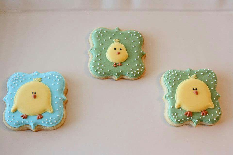 Easter chic by Cookie Bliss