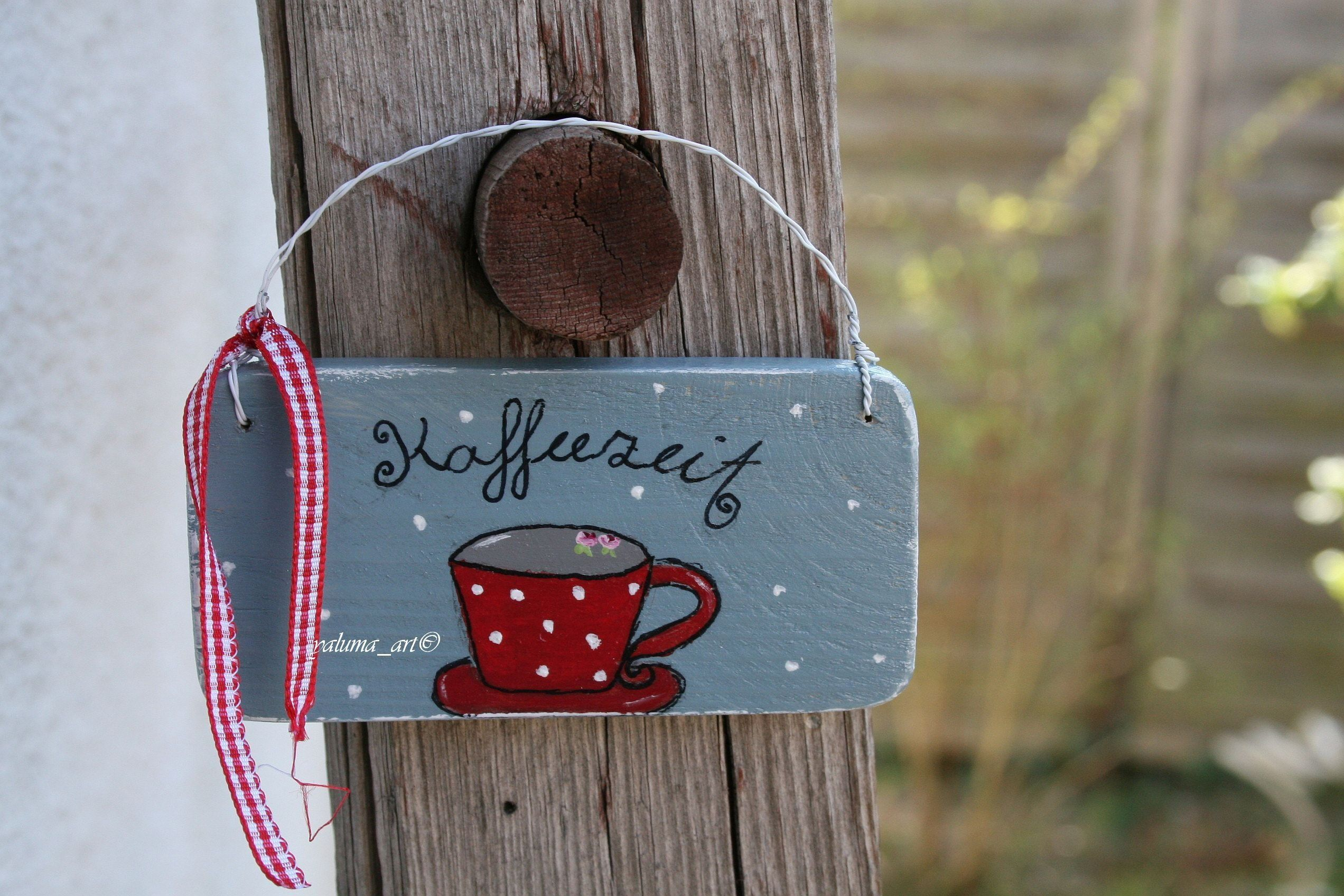 cute sign Coffeetime