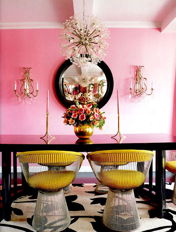 Pastel Interior Design That Takes the Cake | Pastel interior ...