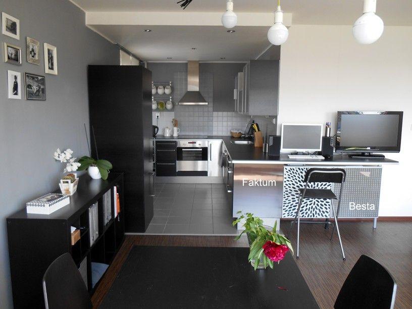 Materials Besta Cabinet Faktum Kitchen Numerar Countertop We
