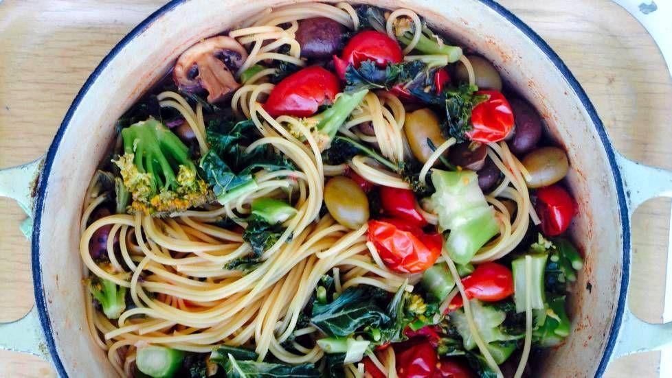 Yhden padan pasta - Reseptit - Ilta-Sanomat